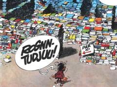 Franquin, Les archives de la gaffe, 1957