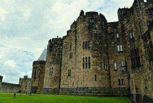 Chateau de Poudlard, quasi copie de l'université de Glasgow, le rêve, Tous droits réservés
