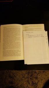 Livre et notes Stengers. Stéphanie Delmotte Tous droits réservés