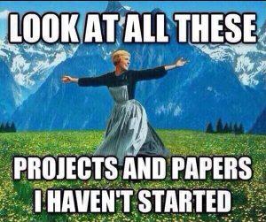 Procrastination Meme, Courtesy of LuvImages.com, tous droits réservés