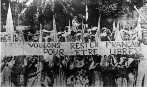 CC , Manifestation des femmes en 1974 , Pierre Pujo